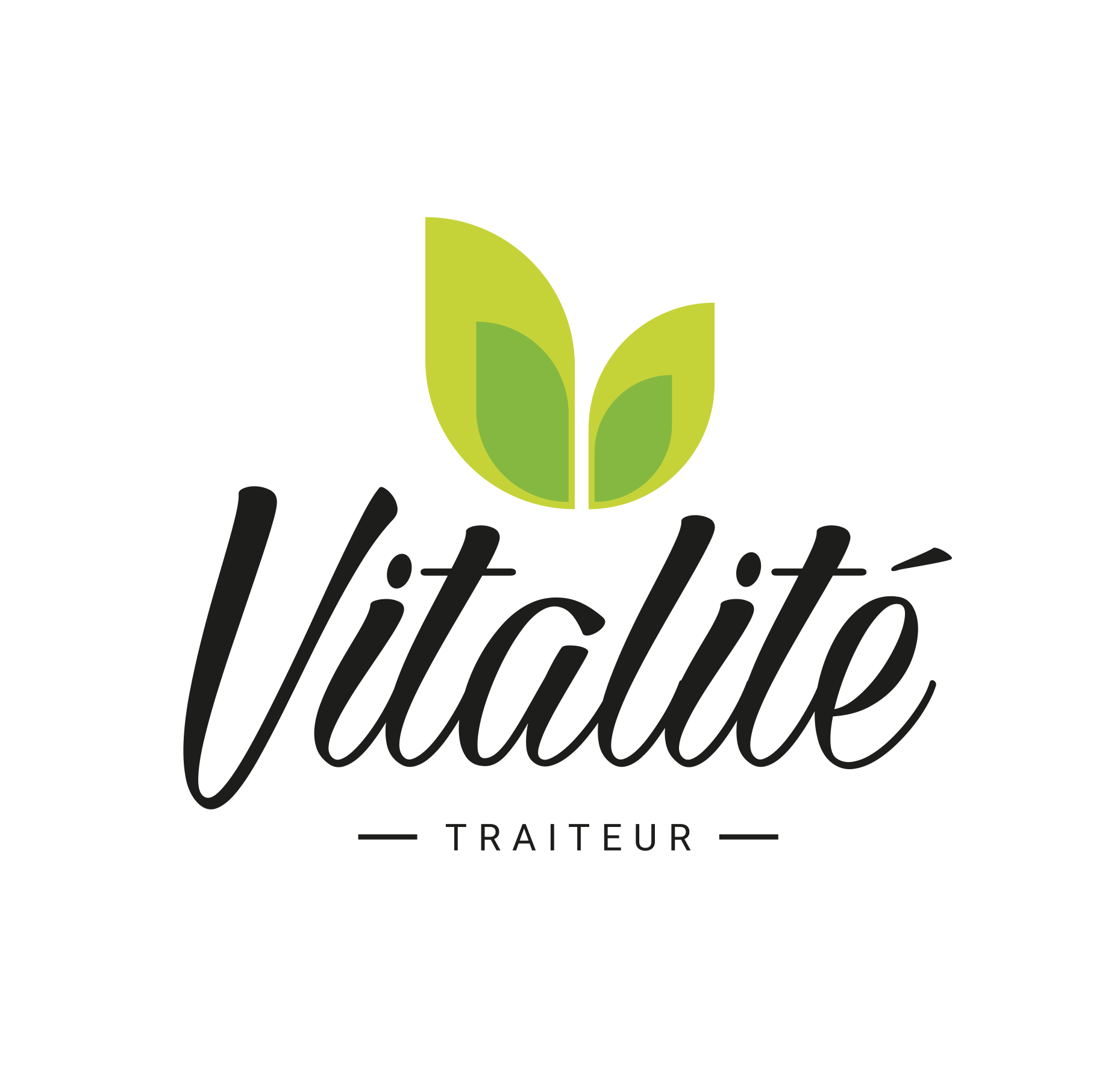 vitalité traiteur Logo